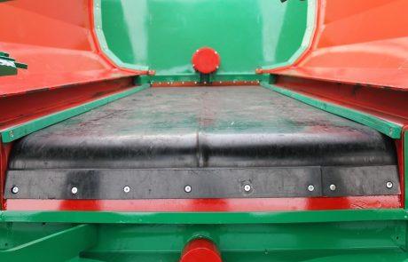 Tipvogne - Dobbelt afskubbervogne