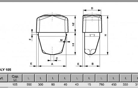 Sprøjter flydende gødning - Løse tanke til påbygning