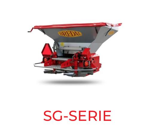 SG serie Bredal maskiner